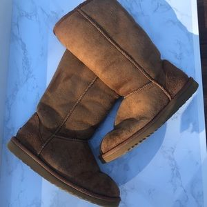 Ugg | Classic Tall in Chestnut